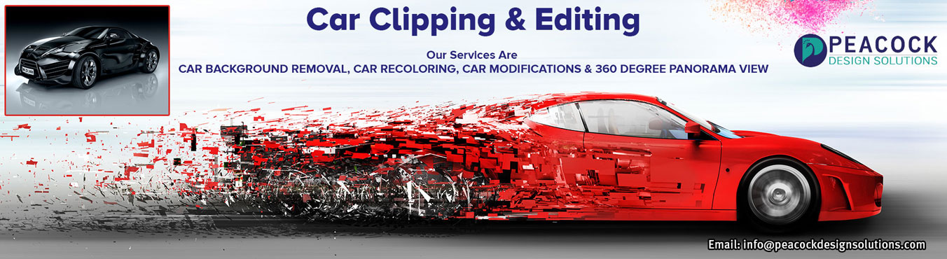 Car Image Clipping Services Banner Images