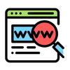 search engine optimization image icon - SEO